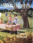 The Watchtower August 01 1995