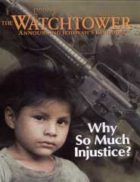 The Watchtower August 01 1998