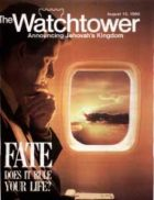 The Watchtower August 15 1990