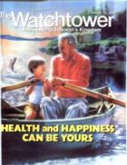 The Watchtower August 15 1991