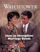 The Watchtower August 15 1993