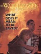 The Watchtower August 15 1997