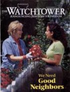The Watchtower September 01 2002