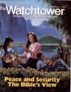 The Watchtower September 01 1991