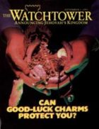 The Watchtower September 01 1993