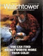The Watchtower September 15 1990