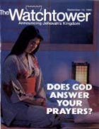 The Watchtower September 15 1991