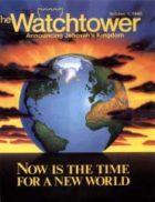 The Watchtower October 01 1990