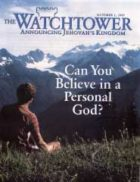 The Watchtower October 01 1997