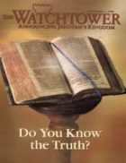 The Watchtower October 01 1998