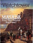 The Watchtower October 15 1990