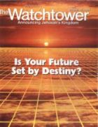 The Watchtower October 15 1991