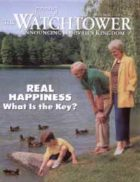 The Watchtower October 15 1997