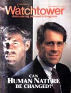 The Watchtower November 01 1990