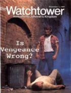 The Watchtower November 01 1991
