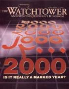 The Watchtower November 01 1999
