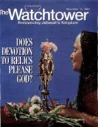 The Watchtower November 15 1991