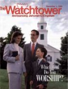 The Watchtower December 01 1990