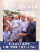 The Watchtower December 15 1995