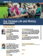 Our Christian Life & Ministry (January 2016) Original Edition