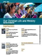 Our Christian Life & Ministry (April 2016)