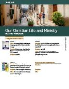 Our Christian Life & Ministry (June 2016)