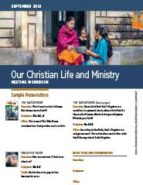 Our Christian Life & Ministry (September 2016)