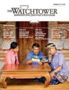 The Watchtower Study Edition February 15 2015