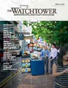 The Watchtower Study Edition April 15 2015