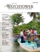 The Watchtower Study Edition June 15 2015