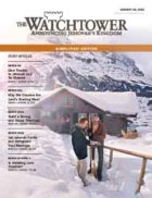 The Watchtower Simplified Edition January 15 2015