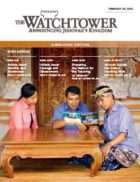 The Watchtower Simplified Edition February 15 2015