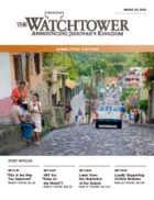 The Watchtower Simplified Edition March 15 2015