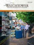 The Watchtower Simplified Edition April 15 2015