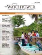 The Watchtower Simplified Edition June 15 2015