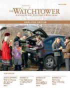 The Watchtower Simplified Edition July 15 2015