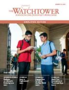 The Watchtower Simplified Edition August 15 2015