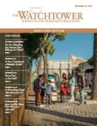 The Watchtower Simplified Edition September 15 2015
