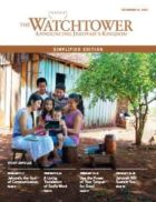 The Watchtower Simplified Edition December 15 2015