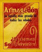 Armagedón la batalla más grande de todas las edades (1937)