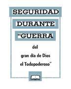 Seguridad Duanta Guerra del gran día de Dios el Todopoderoso (1960)