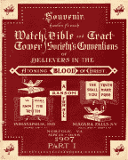 Norfolk International Convention Report Part 1 (1907)