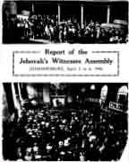 Johannesburg International Convention Report (1942)