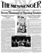 The Messenger Convention Report – Columbus (1931)