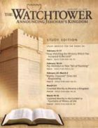 The Watchtower Study Edition January 15 2008