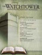 The Watchtower Study Edition September 15 2008