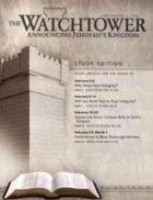The Watchtower Study Edition December 15 2008