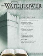The Watchtower Public Edition August 15 2009