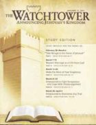 The Watchtower Study Edition January 15 2011