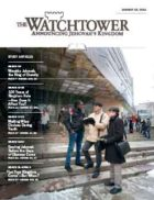 The Watchtower Study Edition January 15 2014